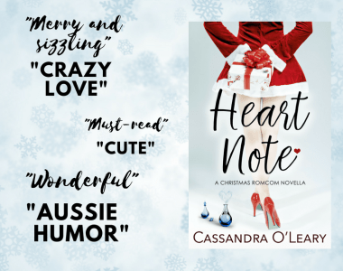 Heart Note by Cassandra O'Leary