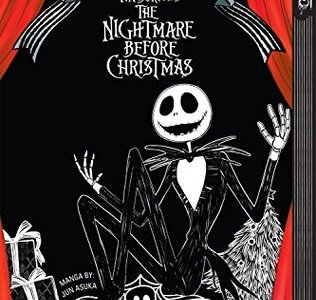 Tim Burton's The Nightmare Before Christmas adapted by Jun Asuka