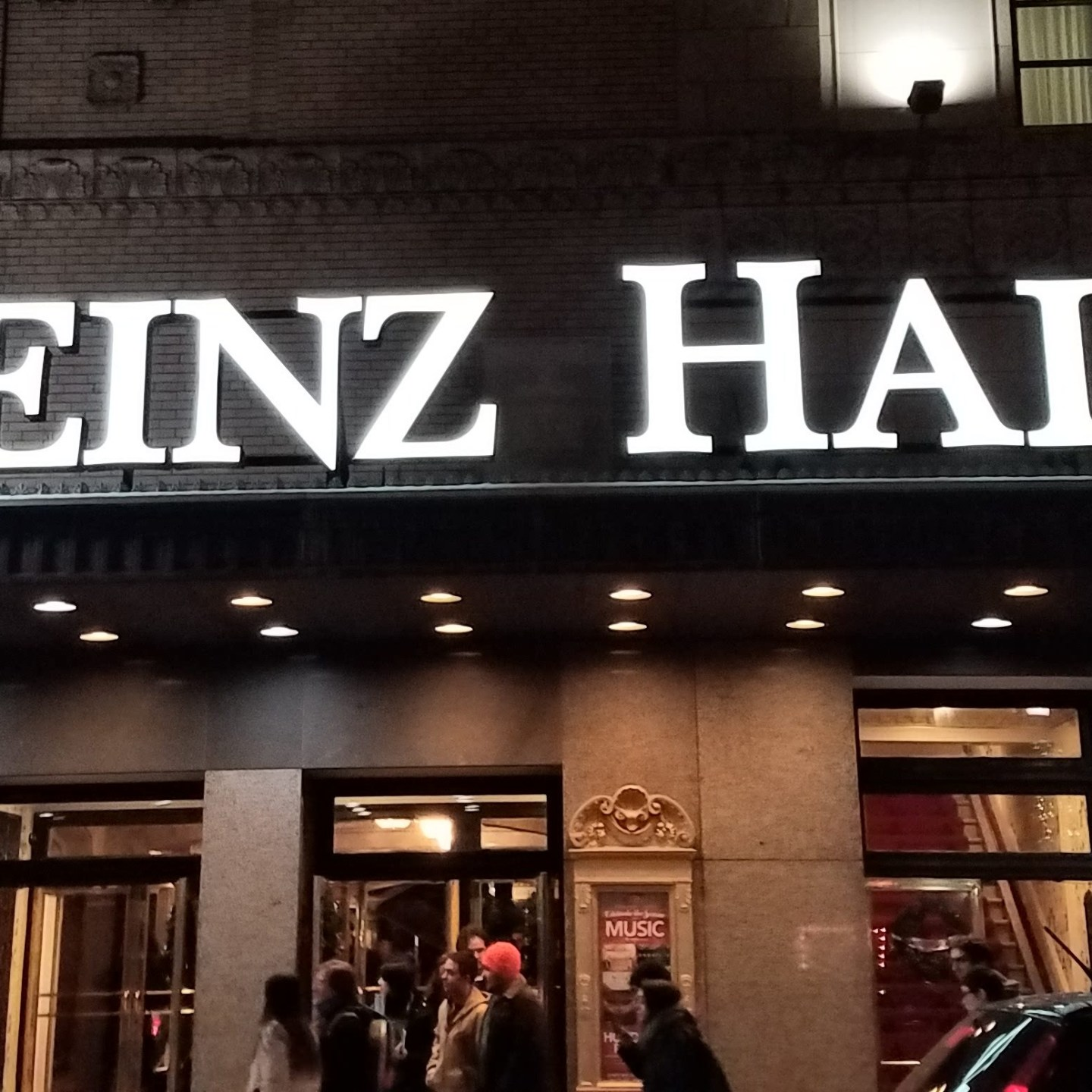 Saturday Snapshot – Heinz Hall