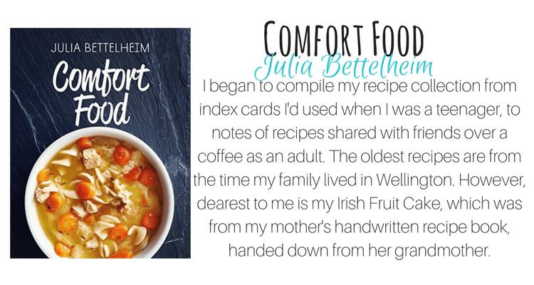 Comfort food by julia bettelheim carols notebook comfort food by julia bettelheim forumfinder Choice Image