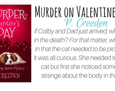 Murder on Valentine's Day by P. Creeden