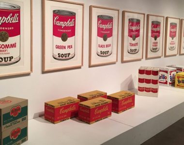 Saturday Snapshot – The Andy Warhol Museum