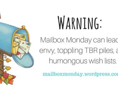 Mailbox Monday – 10/15