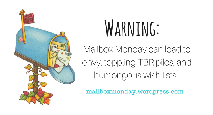 Mailbox Monday – 9/9
