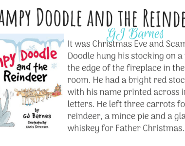 Scampy Doodle and the Reindeer by G. J. Barnes