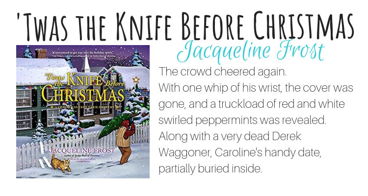 'Twas the Knife Before Christmas by Jacqueline Frost