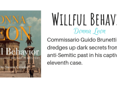 Willful Behavior by Donna Leon