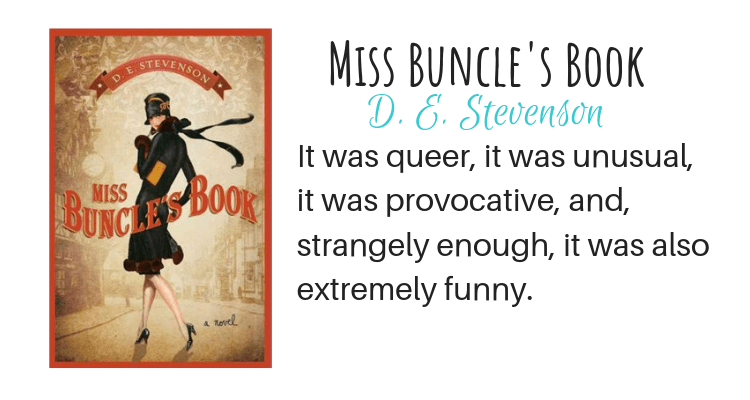 Miss Buncle's Book by D.E. Stevenson