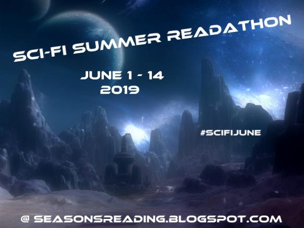 Sci-Fi Summer Readathon