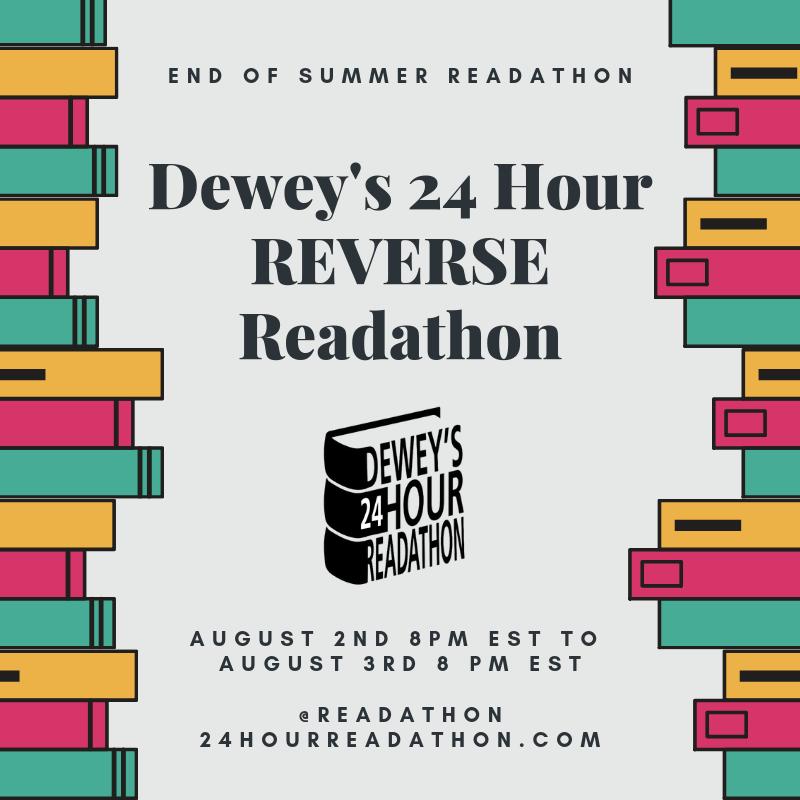 Summer Reverse Readathon