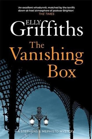 The Vanishing Box by Elly Griffiths