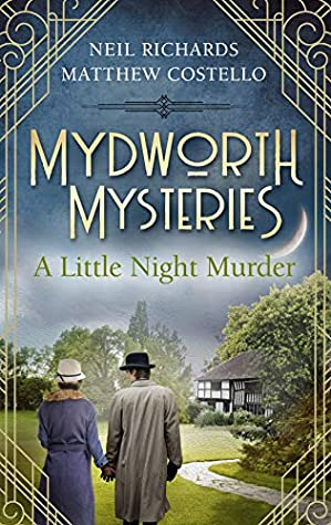 A Little Night Murder by Matthew Costello and Neil Richards