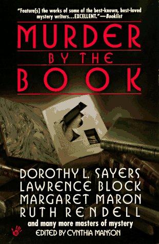 Murder by the Book edited by Cynthia Manson
