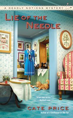 Lie of the Needle by Cate Price