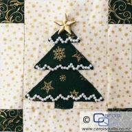 Carols Quilts Christmas Tree 1