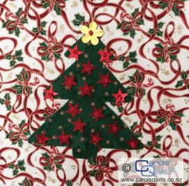 Carols Quilts Christmas Tree 8