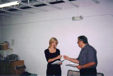 Directing at the Stonzek