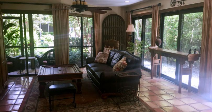 SOLD! Charming home in Naples downtown Olde Westlake Villas