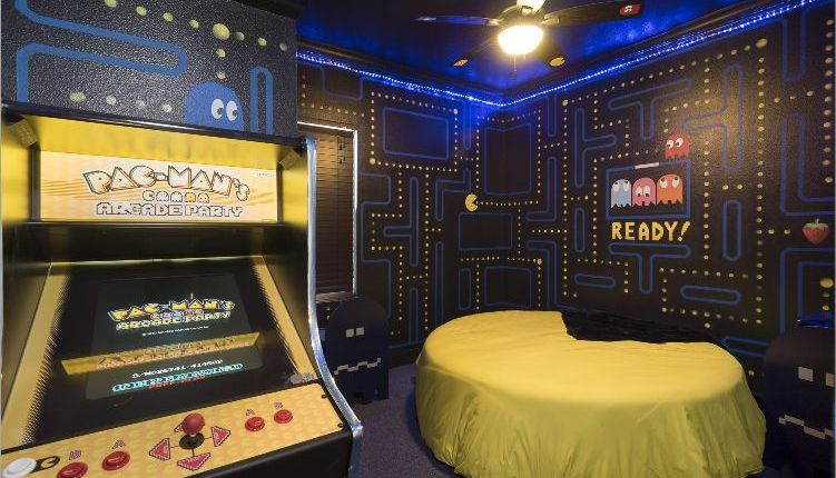 13-bedroom resort with board game-themed rooms you can rent for your gaming party