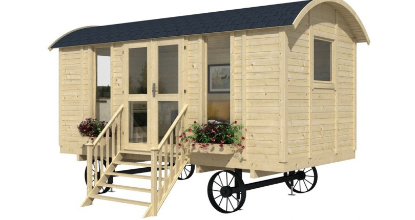 Tiny houses: buy online, put the tiny living in your backyard