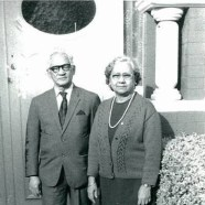 Albert and Ena Abraham