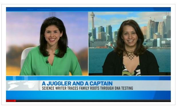 CTV clip