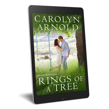 Rings of a Tree a short story by Carolyn Arnold a young couple under an old oak tree with a swing