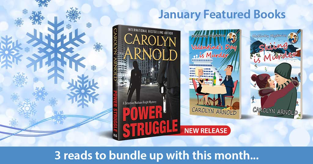 3 Reads to Entertain You This January