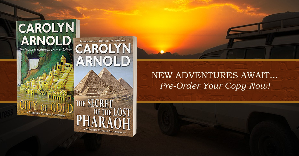Do You Love a Thrilling Adventure?