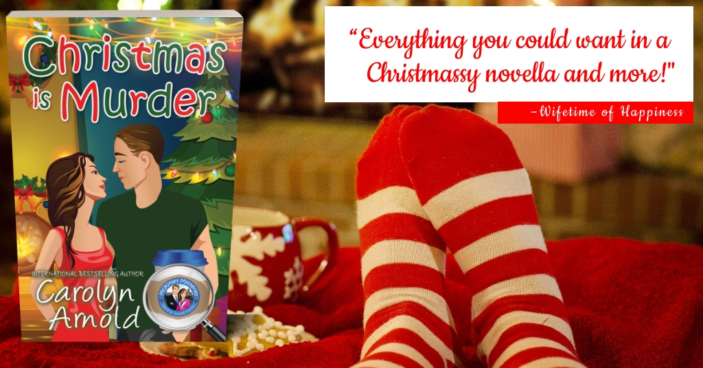 """Everything you could want in a Christmassy novella…"""