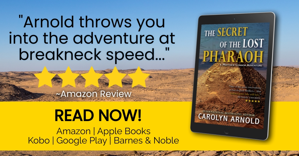 Get Lost in an Adventure >>> The Secret of the Lost Pharaoh