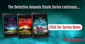 Carolyn Arnold re-signs with Bookouture to bring three more Detective Amanda Steele books to the world in 2022!
