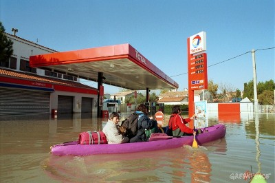 Catastrophic Weather Events Are Becoming The New Normal, By Bill McKibben
