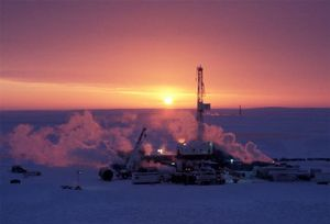Oil Exploration Under Arctic Ice Could Cause Uncontrollable Natural Disaster