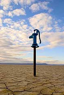 Are We Running Out Of Water? By Brian Richter