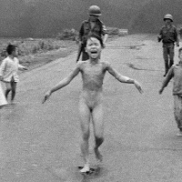 Never Stop Running Napalm Girl, By Ray Jason