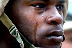 soldier-in-tears