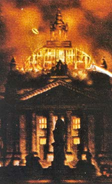 Awaiting Our Own Reichstag Fire, By Richard Heinberg