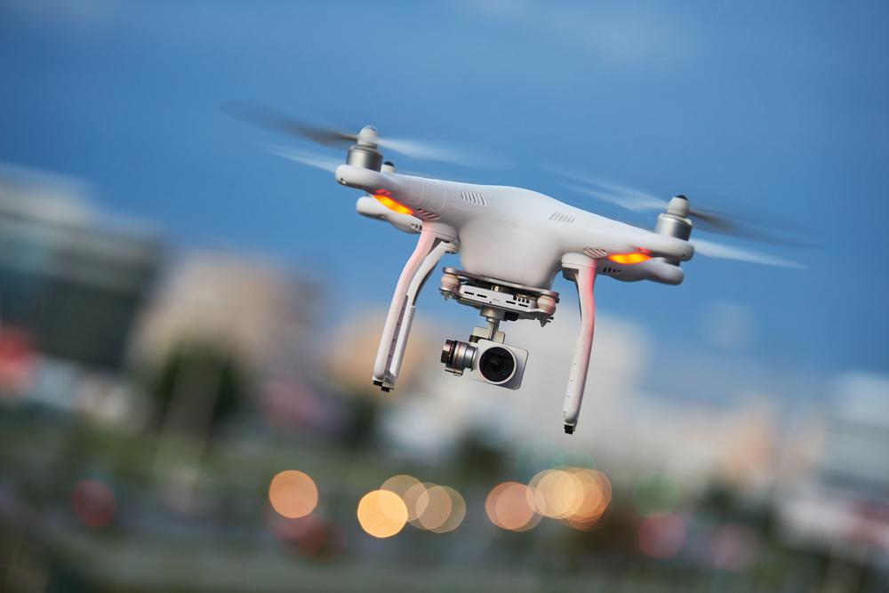 The Drones Are Coming, The Drones Are Coming, By Anna Kucirkova