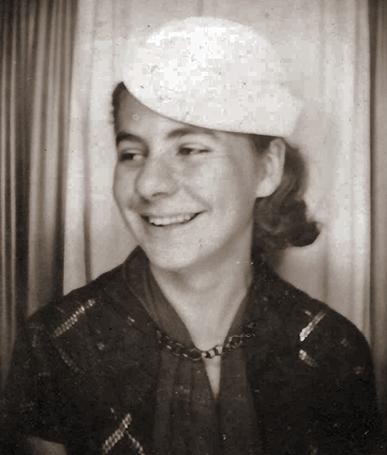 Carolyn at age 11-1/2