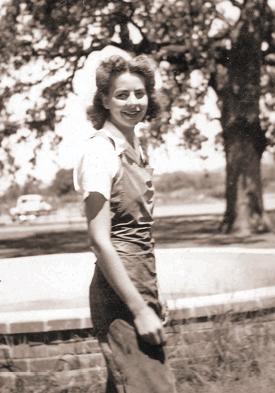 Carolyn in Santa Rosa