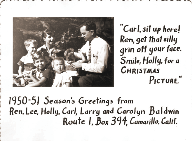 C-1950ChristmasCard