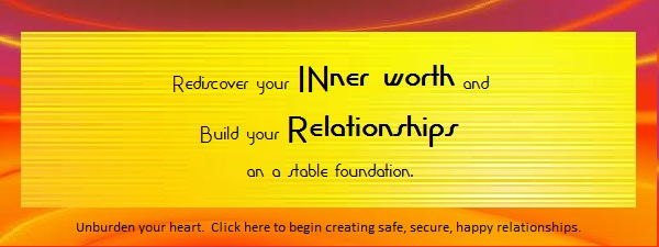 Orange-red with Orange-yellow INner Worth and Relationships, 580 x __ for programs and possibilities page