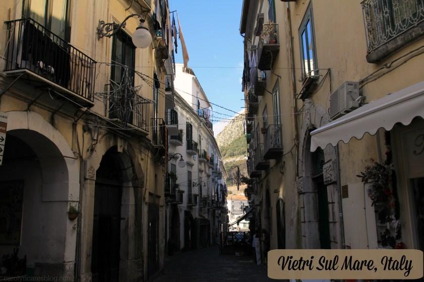 Vietri Sul Mare Italy