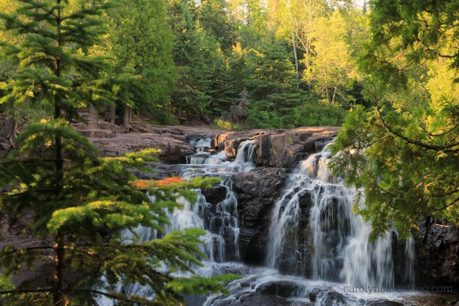 Upper Falls Gooseberry State Park