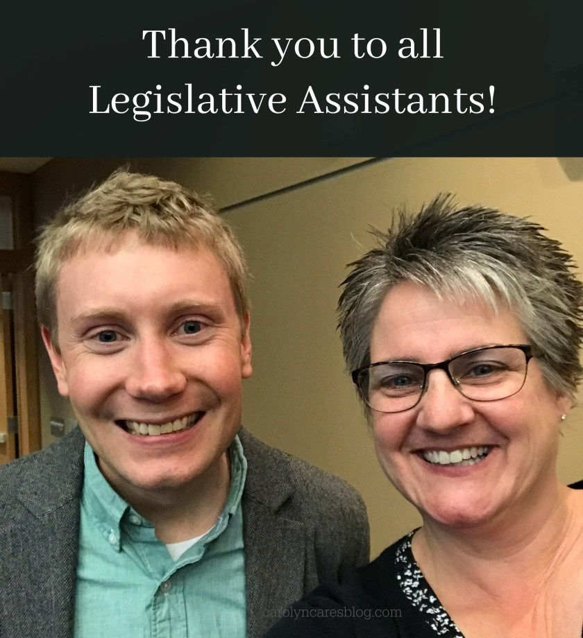 Legislative Assistants
