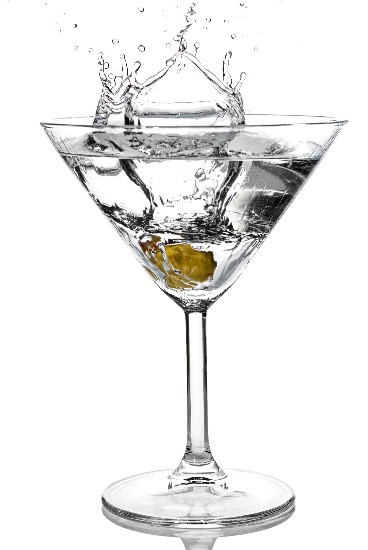 Martini's -One for Every Letter of the Alphabet A
