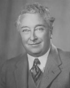 Australian Prime Minister Joseph Lyons
