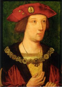 Arthur Prince of Wales, c 1501