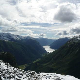 fjells and fjiords